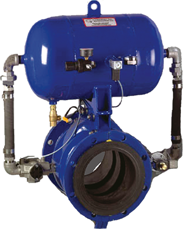 BS&B Type IVE - Low Pressure Mechanical Isolation Valve